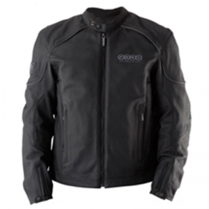 Classic Zero Tech Leather Jacket